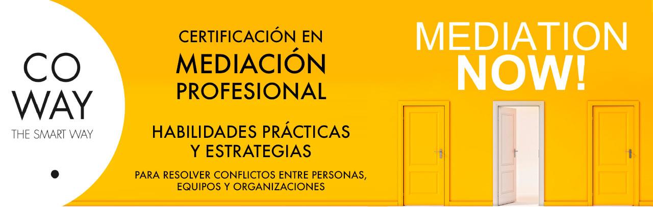 Curso mediación online 2020